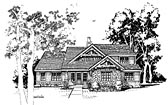 Plan Number 43201 - 1877 Square Feet