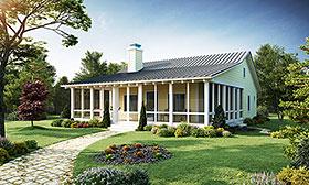 House Plan 43203