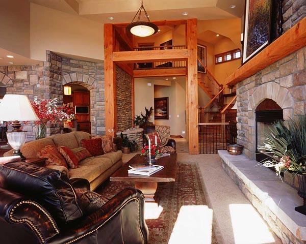 Craftsman Prairie Style Southwest House Plan 43205