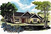House Plan 43210