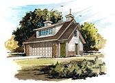 Garage Plan 43236