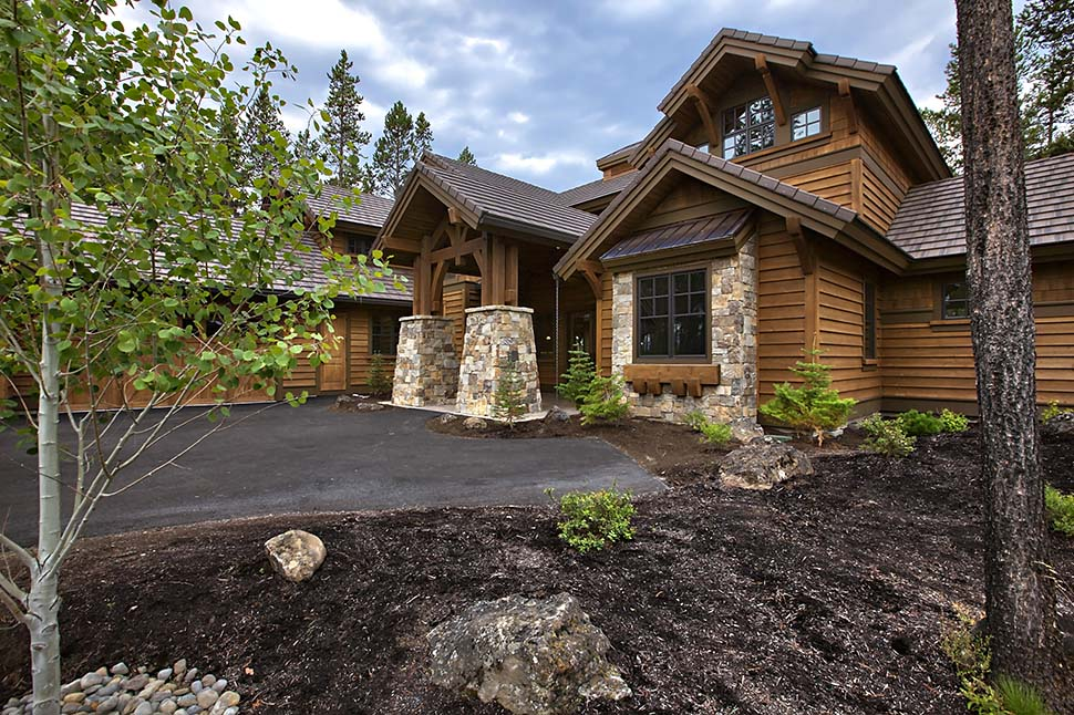 Craftsman House Plan 43303 with 4 Beds, 5 Baths, 3 Car Garage Picture 15