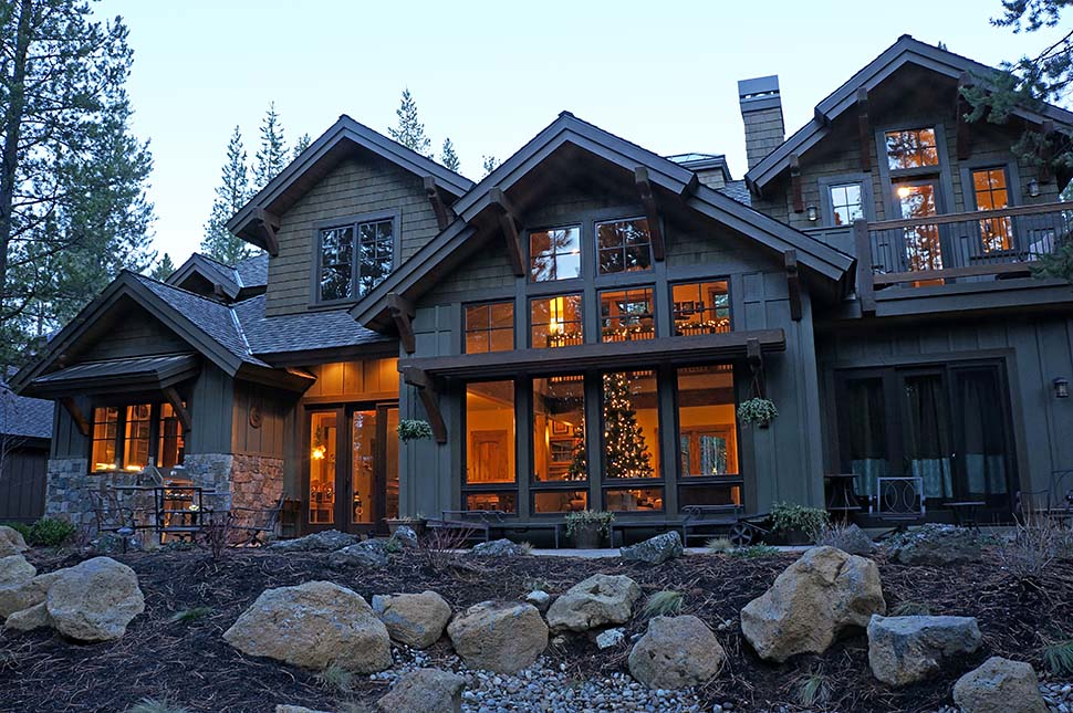 Craftsman House Plan 43303 with 4 Beds, 5 Baths, 3 Car Garage Picture 3
