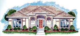 House Plan 44000