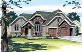 Plan Number 44013 - 2392 Square Feet