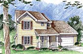 Plan Number 44016 - 1588 Square Feet