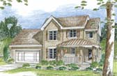 Plan Number 44018 - 1388 Square Feet