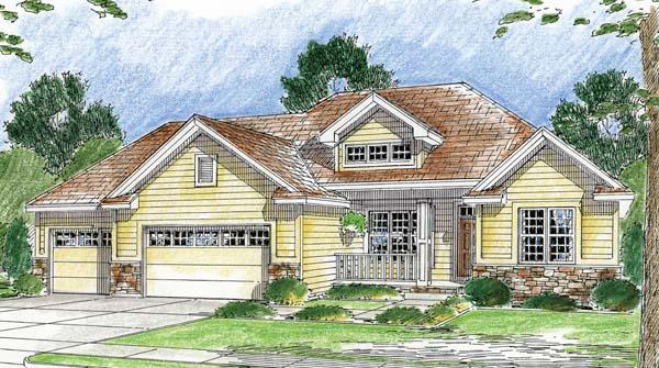 House Plan 44019
