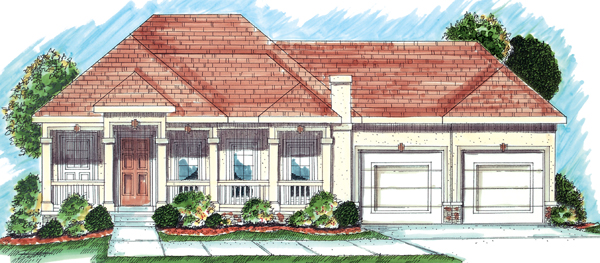 House Plan 44022