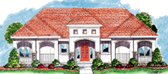 Plan Number 44033 - 1793 Square Feet