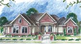Plan Number 44038 - 2494 Square Feet