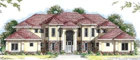 House Plan 44040