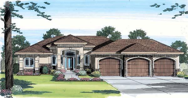 House Plan 44044