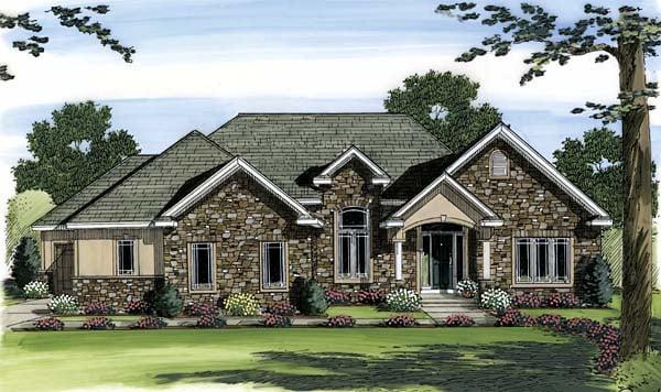 House Plan 44045