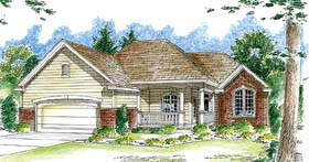 Plan Number 44053 - 1815 Square Feet