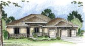 Plan Number 44066 - 2478 Square Feet