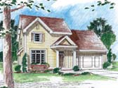 Plan Number 44071 - 1514 Square Feet