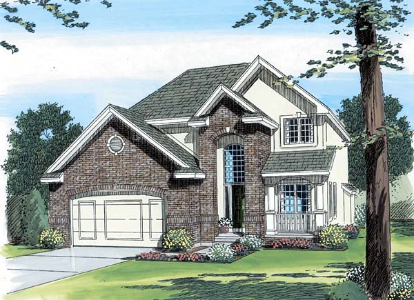 House Plan 44076