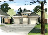Garage Plan 44089