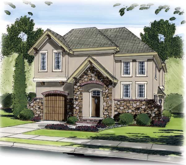 House Plan 44096
