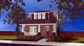 Plan Number 44107 - 1441 Square Feet