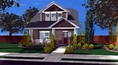 Plan Number 44108 - 1441 Square Feet