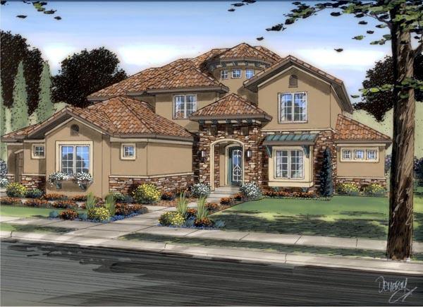 House Plan 44114