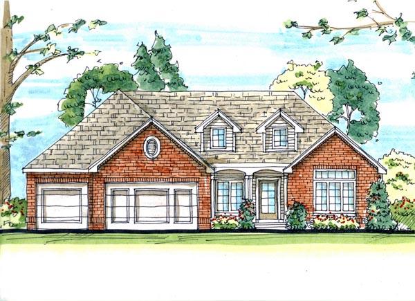 House Plan 44115