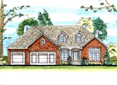 Plan Number 44115 - 3400 Square Feet
