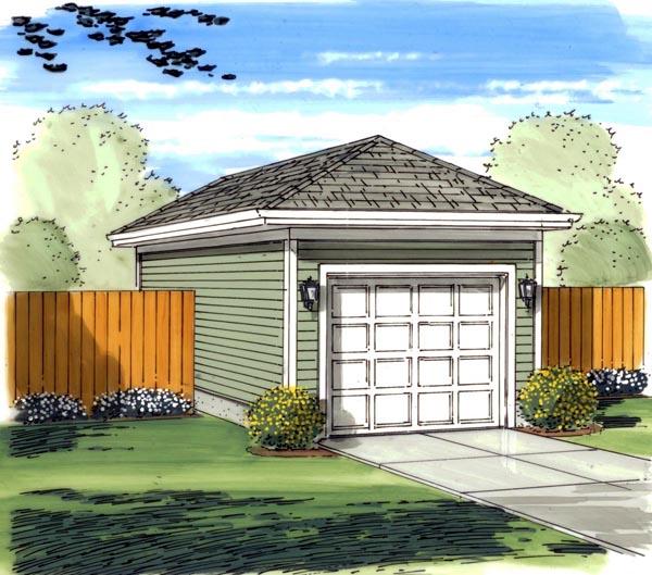 Garage Plan 95826 At Familyhomeplans Com: Garage Plan 44120 At FamilyHomePlans.com