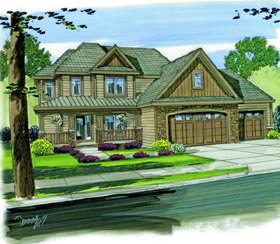 House Plan 44125