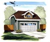Garage Plan 44126