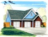 Garage Plan 44135