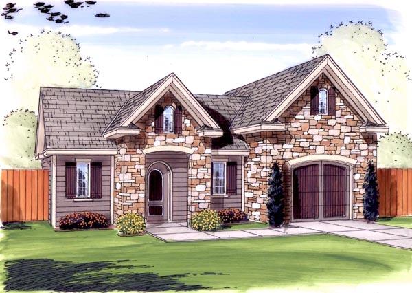 Garage Plan 44137