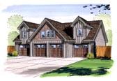 Garage Plan 44143