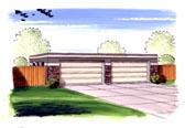 Garage Plan 44146