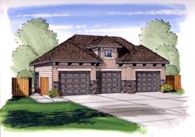 Garage Plan 44148