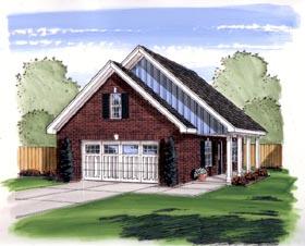 Garage Plan 44150