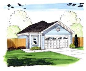 Garage Plan 44157