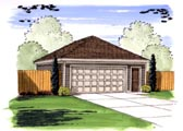 Garage Plan 44158