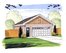 Garage Plan 44159
