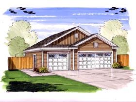 Garage Plan 44161