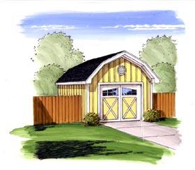 Garage Plan 44168