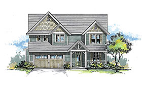 Plan Number 44400 - 2248 Square Feet