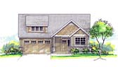 Plan Number 44502 - 2192 Square Feet