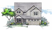Plan Number 44603 - 2044 Square Feet