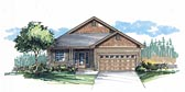 Plan Number 44605 - 1732 Square Feet