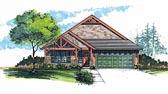 House Plan 44610