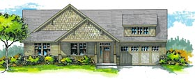 Plan Number 44611 - 1726 Square Feet