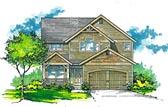 House Plan 44634